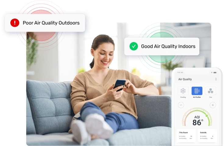 indoor air experience